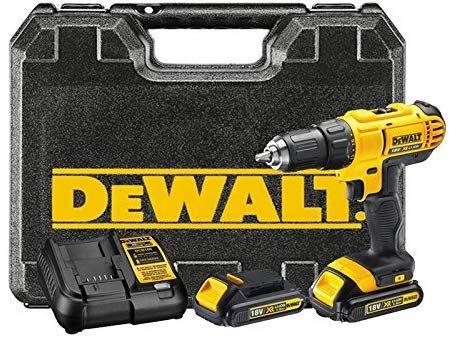 Perceuse-visseuse - Dewalt DCD771C2-QW - 18V