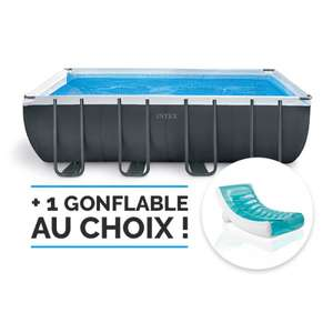 Piscine tubulaire Intex Ultra XTR 5,49 x 2,74 x 1,32m (raviday-piscine.com)
