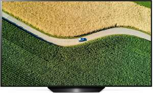 "TV 65"" LG OLED65B9 - 4K UHD, OLED, Smart TV (Frontaliers Suisse)"