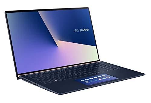 """PC Portable 15.6"""" Asus Zenbook 15 UX534FA-A9009T - Full HD, i5-8265U, SSD 512 Go, RAM 8 Go, Windows 10 (Via ODR de 100€)"""