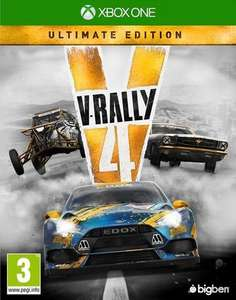V Rally 4 Ultimate Edition sur Xbox one