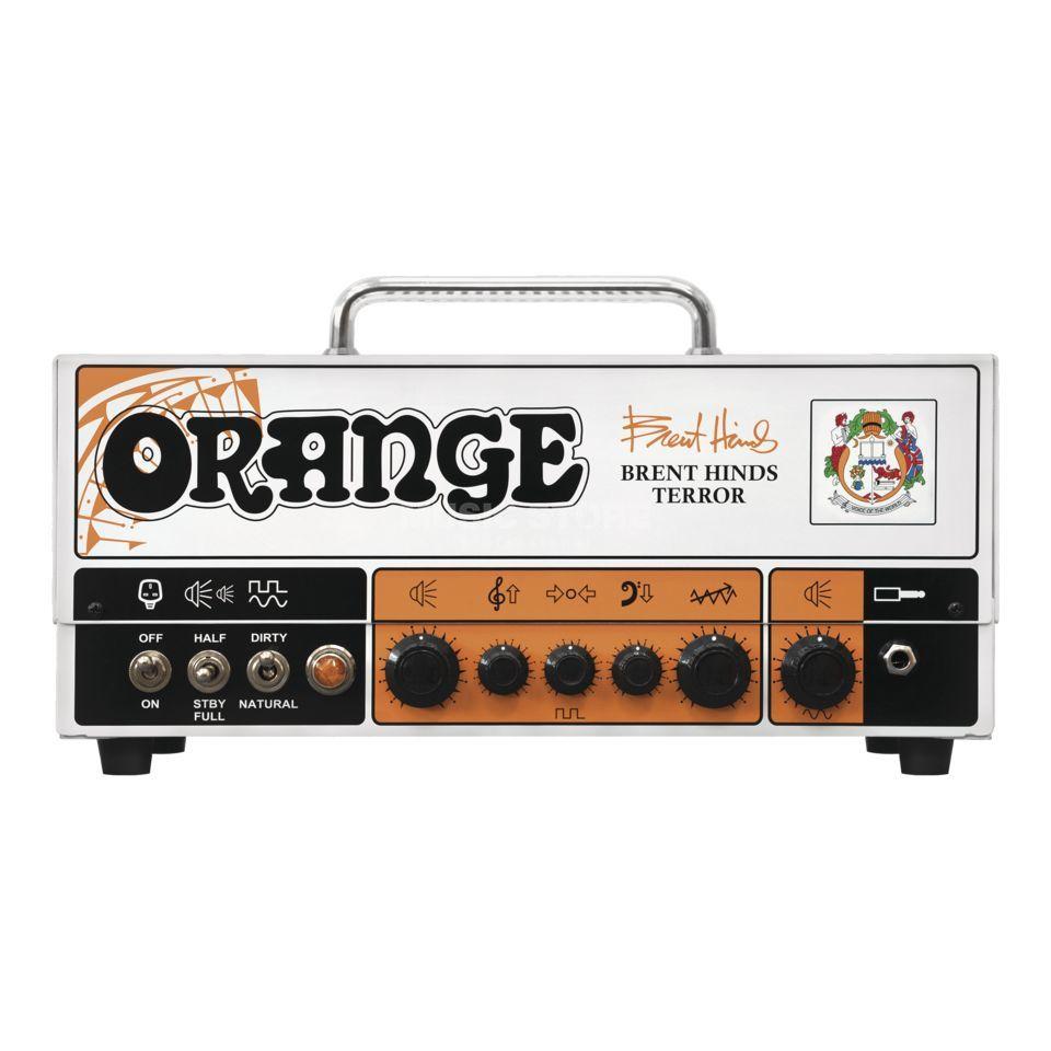Tête d'ampli guitare tout lampes Orange Brent Hinds Terror