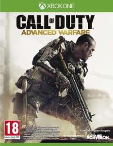 Jeu Call of Duty: Advanced Warfare sur Xbox One - Special Edition
