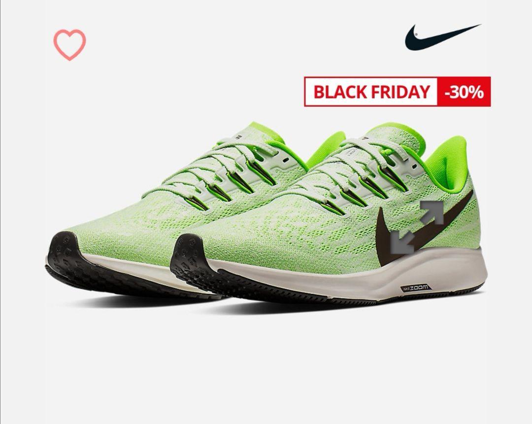 Chaussures de running Homme Nike Air Zoom Pegasus 36(Plusieurs coloris)
