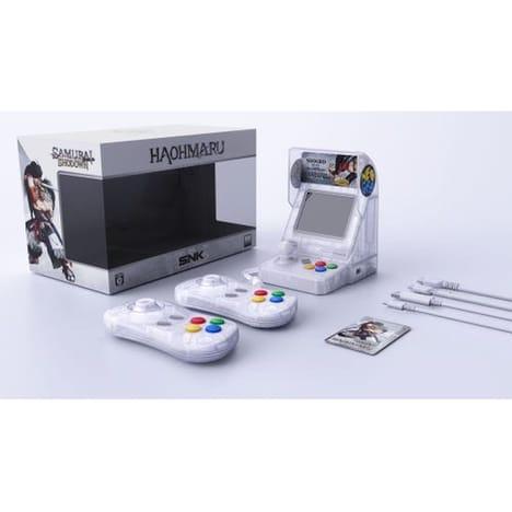 Sélection de jeux en promotion - Ex: Console Neo Geo Mini Samurai Shodown Limited Edition - Ukyo Haohmara (via 75€ sur la carte)