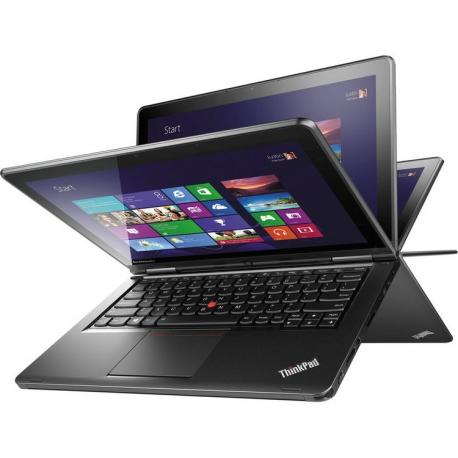 "PC Portable 12.5"" Lenovo Thinkpad S1 Yoga 12 - Full HD, i5-5300U, RAM 8Go, SSD 240 Go, Ubuntu (Reconditionné)"
