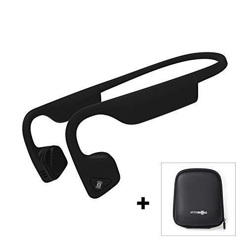 Casque audio à conduction osseuse Aftershokz Trekz Titanium - Bluetooth (vendeur tiers)
