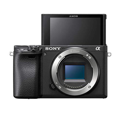 Appareil Photo Numérique Hybride Sony Alpha ILCE-6400 - Monture type E, Capteur APS-C 24,2 MP (Boitier Nu)