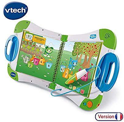 Livre Interactif enfant VTech MagiBook Starter Pack Vert ou Rose