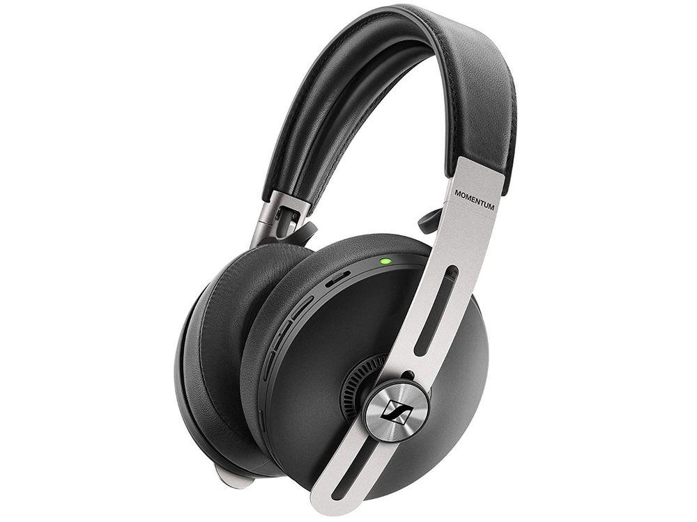 Casque sans fil Sennheiser Momentum Wireless 3 noir