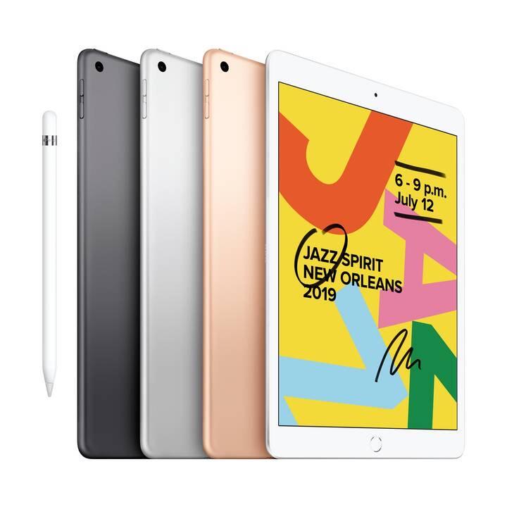 """Tablette 10.2"""" Apple iPad (2019) - Wi-Fi, 32 Go (Plusieurs coloris)"""