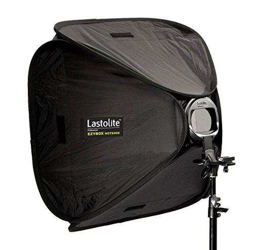 Boîte à lumière Lastolite Ezybox avec Support - 76 x 76 cm