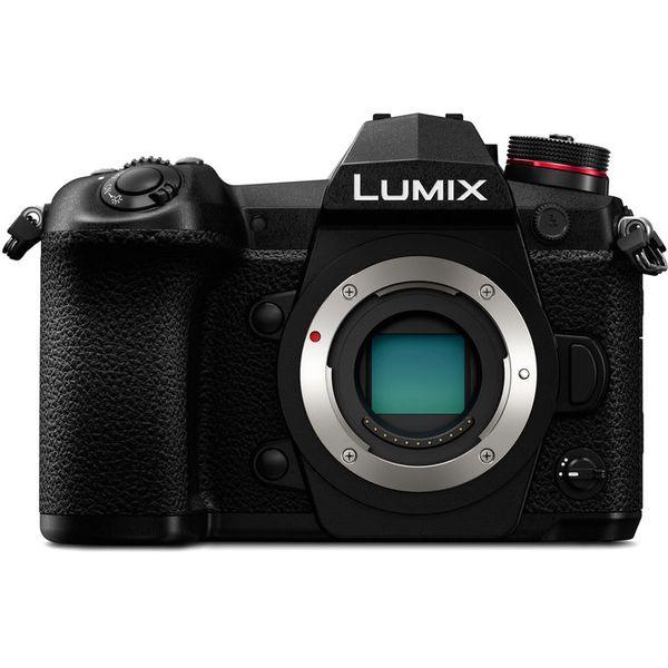 Appareil photo numérique Panasonic Lumix DC-G9 - Boitier nu