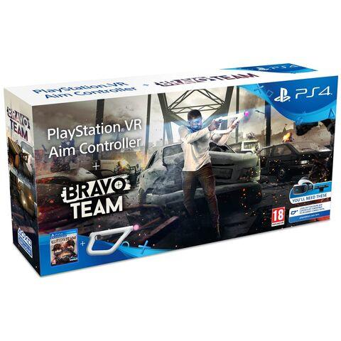 Pack Bravo Team VR + Aim Controller PS4