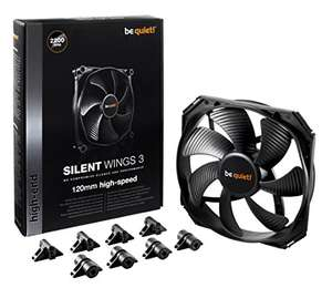 Ventilateur PC Be Quiet! Silent Wings 3 High speed - 120mm