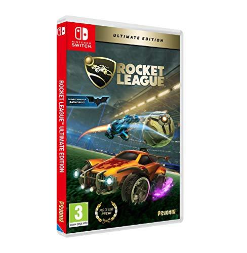 Rocket League : Ultimate Edition sur Nintendo Switch