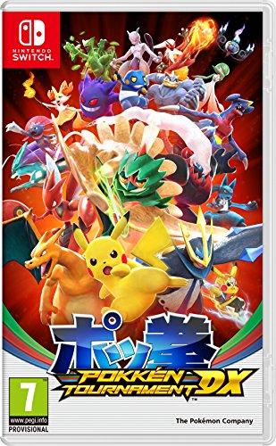 Jeu Pokkén Tournament DX sur Nintendo Switch