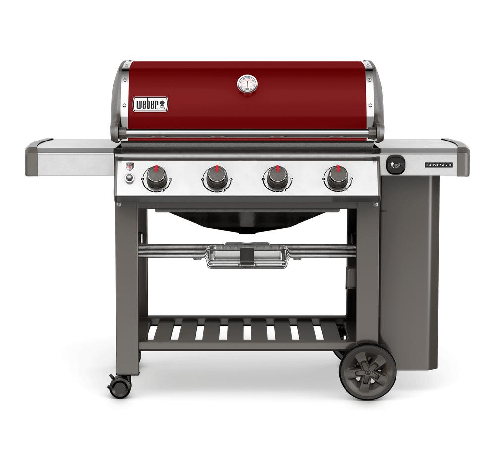 Barbecue à gaz Weber Genesis 2 E-410 GBS