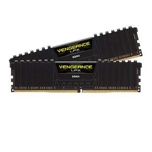 Kit Mémoire Corsair Vengeance LPX Series Low Profile - 16 Go (2x 8 Go), DDR4 3200 MHz CL16