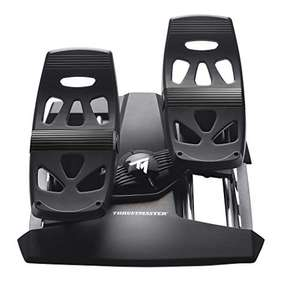 Palonnier Thrustmaster TFRP- T.Flight Rudder Pedals pour PS4, PC, Xbox One
