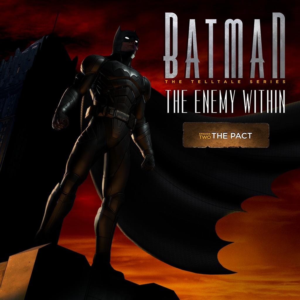 Sélection de jeux en promotion - Ex: Batman: The Enemy Within sur Switch (dématérialisé, store US)
