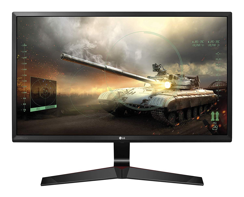 "Ecran PC 27"" LG 27MP59G-P - Full HD, Dalle IPS, 75 Hz, 5 ms, FreeSync"