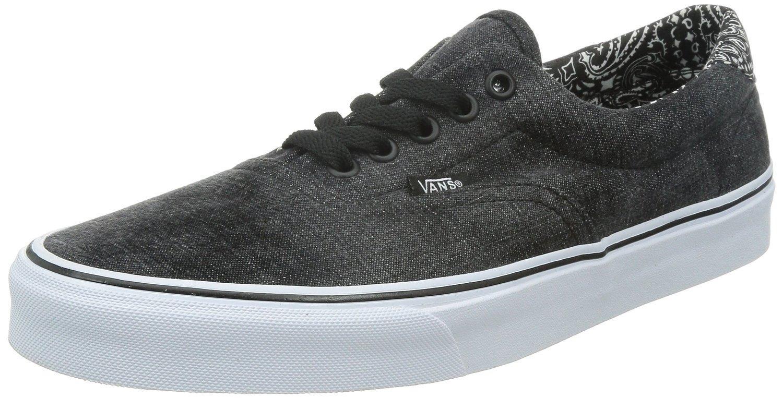 Paire de Sneakers Vans U Era 59 Acid Denim Mixte (taille 36 à 46)