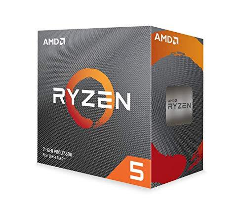 Processeur AMD Ryzen 5 3600 - 3.6 GHz (frais de douanes et port inclus)