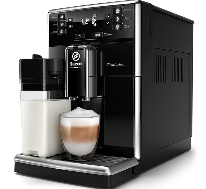 Machine espresso Super Automatique à grain Saeco PicoBaristo SM5460/10 (+50€ en Bon d'achat)