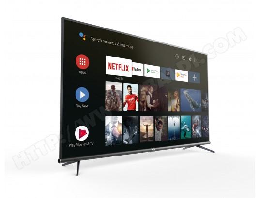 "TV 43"" TCL 43EP663 - 4K UHD, HDR, LED, Smart TV (via ODR de 50€)"
