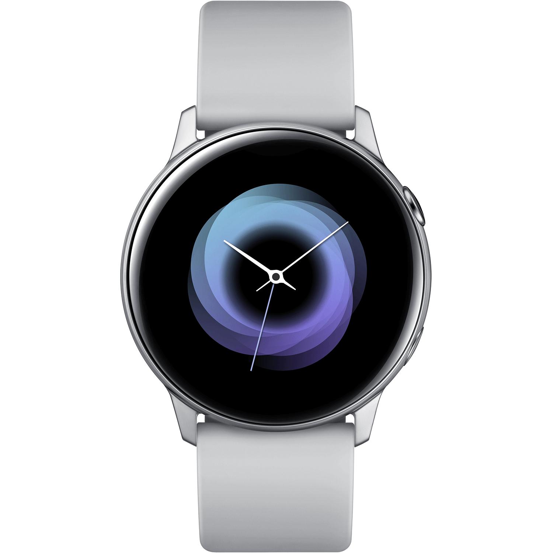 Montre Connectée Samsung Galaxy Watch active - Gris étain, 40mm (Vendeur Tiers)