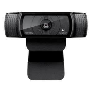 Webcam Logitech HD Pro C920 - avec micro