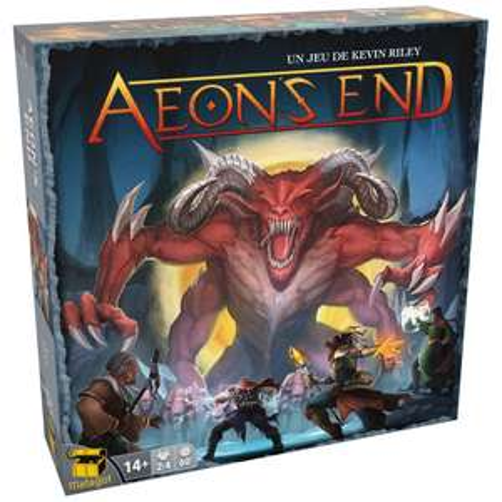 Sélection de jeux de société en promotion - Ex : Aeon's End - UltraJeux.com