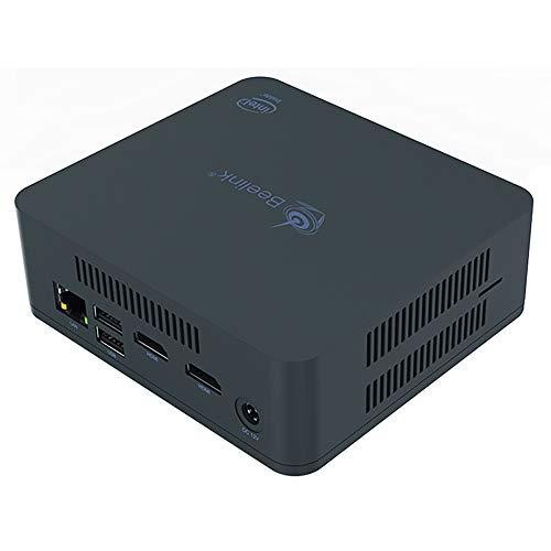 Mini-PC Beelink U55 - i3-5005U, 8 Go de RAM, 256 Go en SSD, Windows 10 Pro (vendeur tiers)