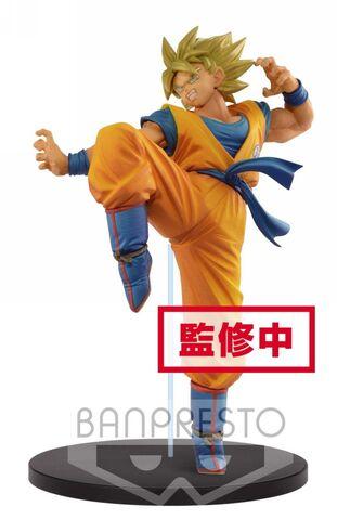 Sélection de figurines et produits dérivés Dragon Ball (Z & Super) - Ex : Figurine Banpresto Super Sayan Goku Vol.2