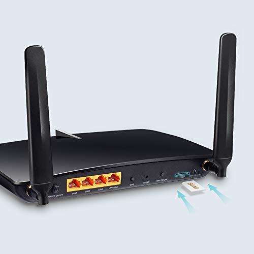 Routeur TP Link Archer MR600 4G+ Cat.6 300 mb/s Wi-Fi 5