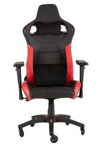Chaise Gamer Corsair T1 Race 2018 - Noir (Frontaliers Luxembourg)