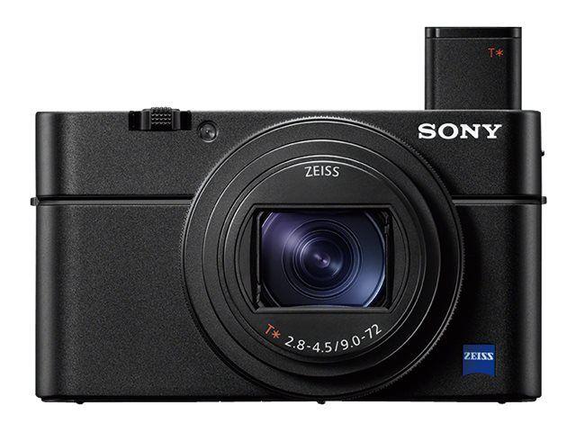Appareil photo Sony DSC-RX100 VI (20.1 MP, 4K, WiFi / Bluetooth / NFC) - Objectif ZEISS Vario-Sonnar T 24-200mm f/2.8-4.5 (+ 72.90€ en SP)