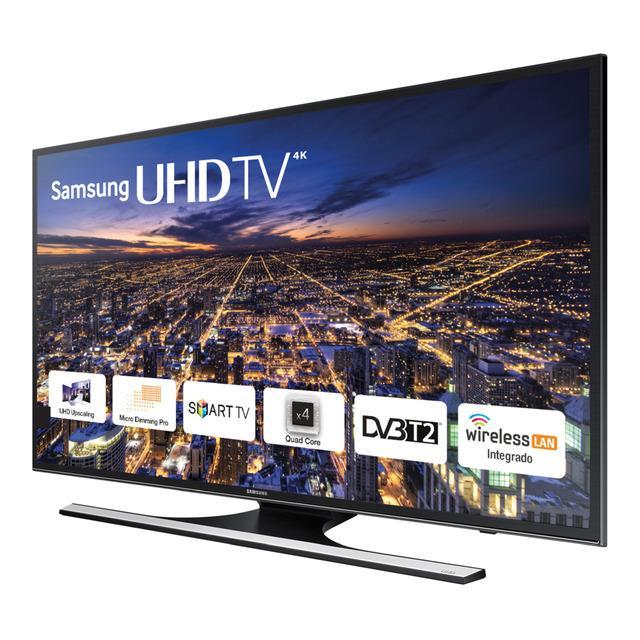 "TVv 65"" Samsung UE65JU6400 - LED - 4K (via ODR de 200€)"