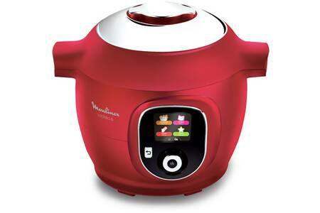 Multicuiseur Moulinex Cookeo CE851500 - 6L, 1600W, 150 recettes