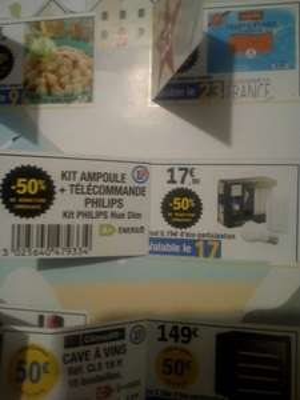Kit ampoule Philips Hue + Télécommande