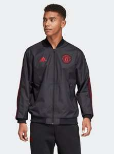Veste Adidas Performance Anthem Manchester United - Taille XS (Vendeur Tiers)