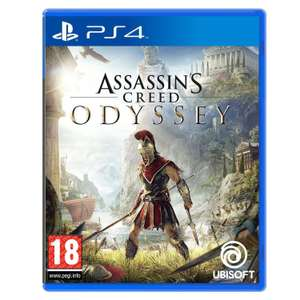 Assassin's Creed Odyssey sur PS4 & Xbox One