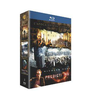 L'Apocalypse au cinéma - Coffret - Je suis une légende + The Last Day + Prédictions