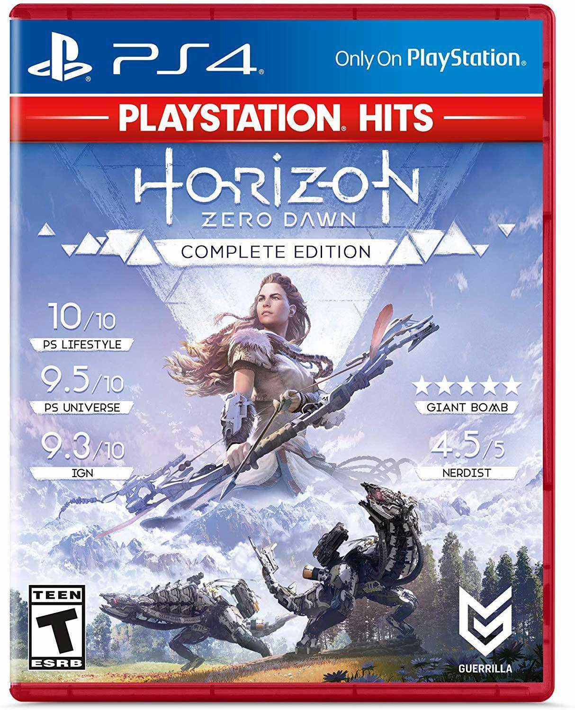 Jeu Horizon zero dawn sur PS4 - Edition Playstation Hits (Frais de port inclus)