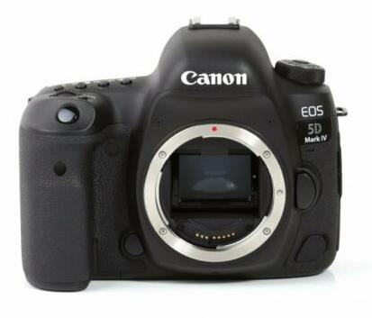 Appareil photo numérique Reflex Canon EOS 5D Mark IV - Wi-Fi / NFC (Boîtier Nu)