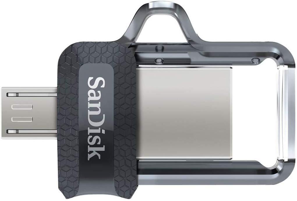 Clé USB SanDisk Ultra Dual m3.0 - 128 Go