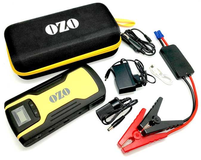 Booster / Chargeur de batterie G17 (O1-17JO-FF2E) - ozo-electric.com