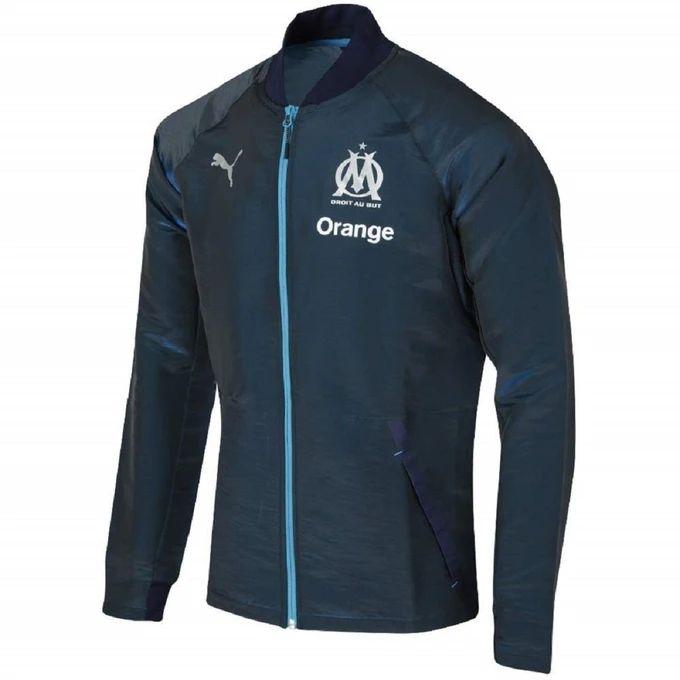 Veste synthétique Olympique de marseille Pro jacket (vendeur tiers)