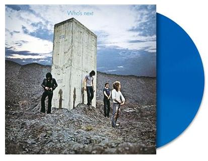 Vinyle The Who - Who's Next - Bleu